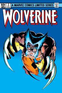 Wolverine (1982) #2