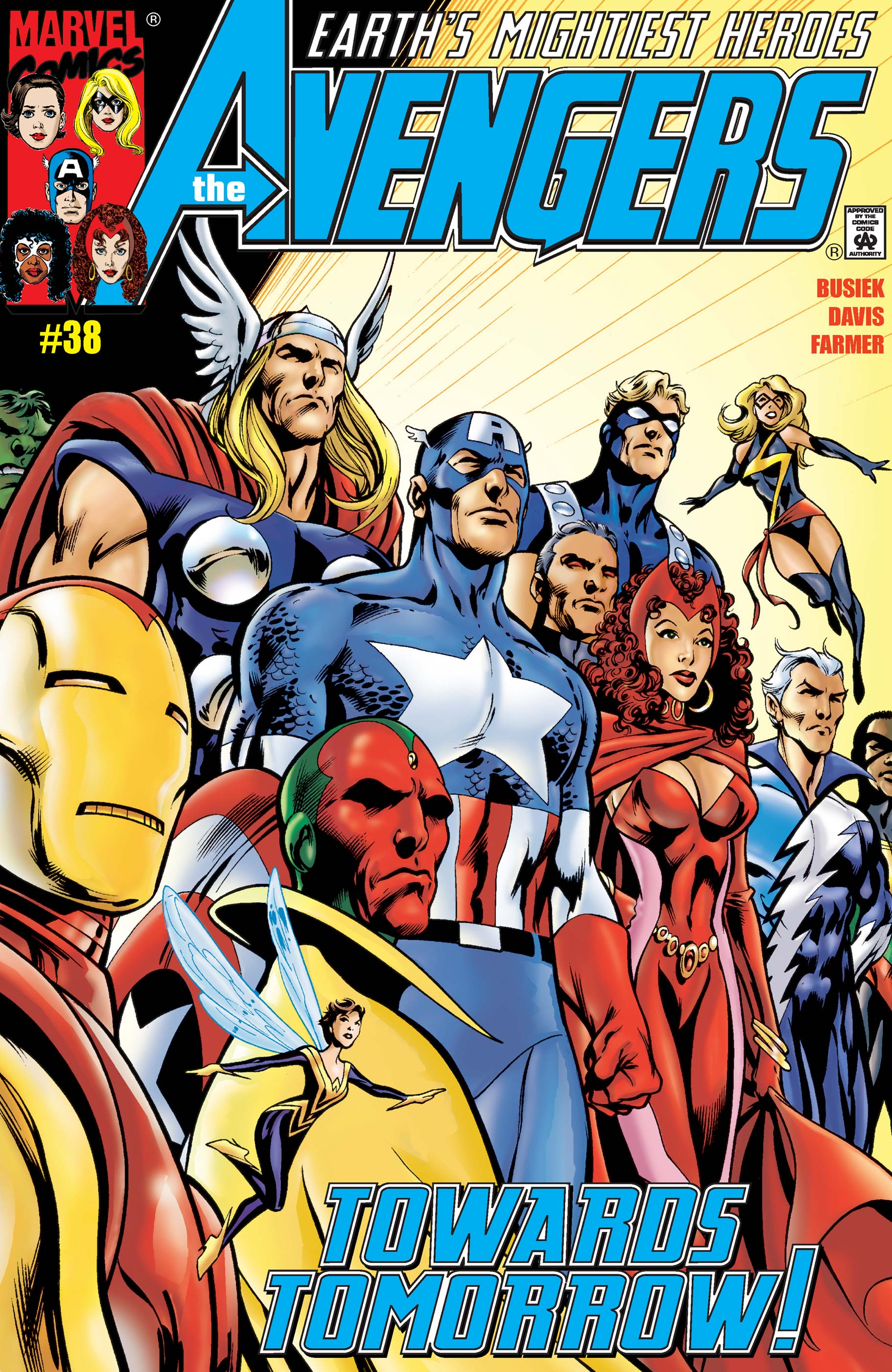 Avengers (1998) #38