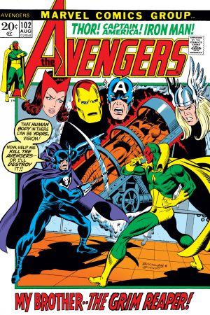 Avengers (1963) #102