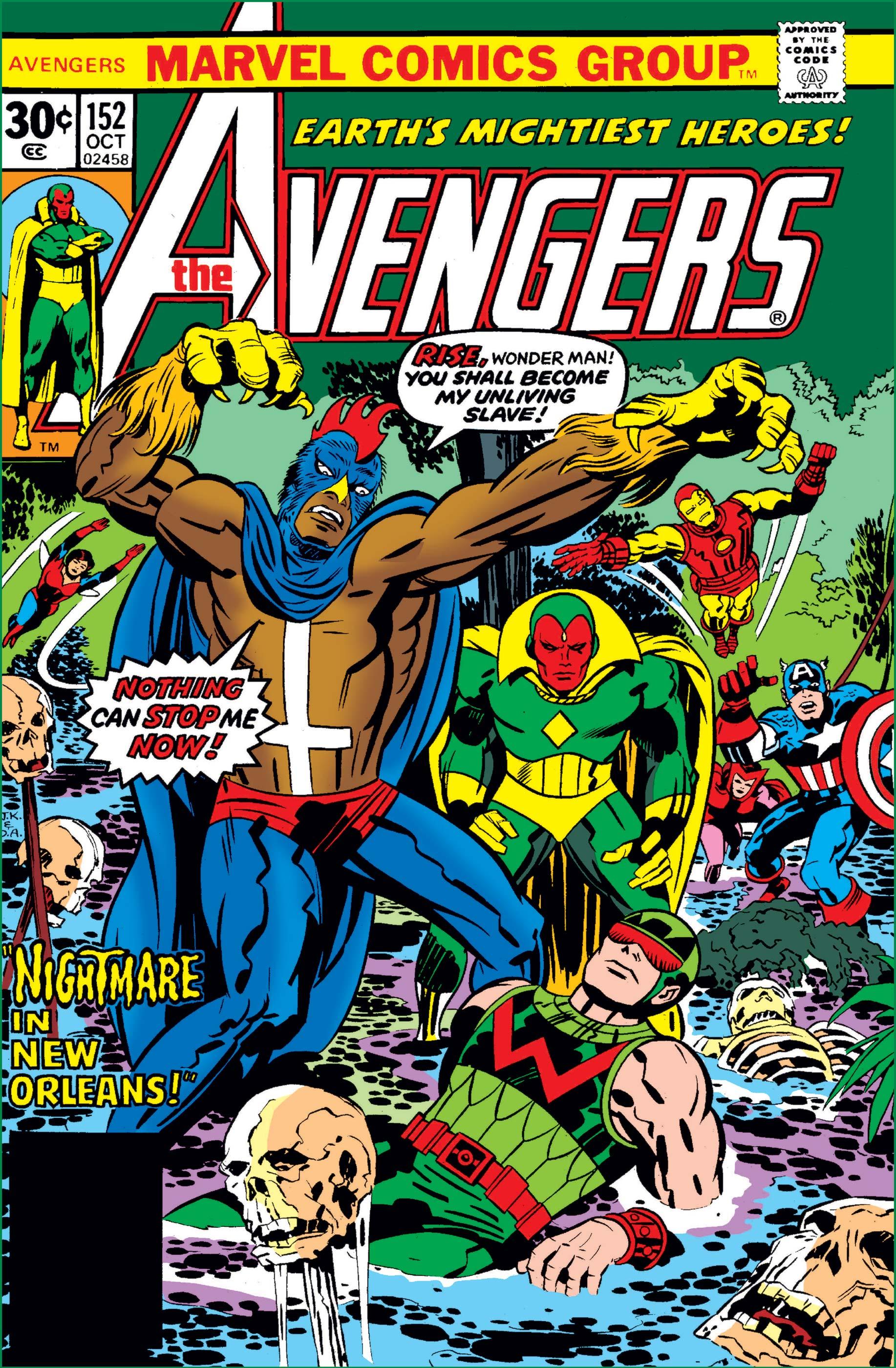 Avengers (1963) #152