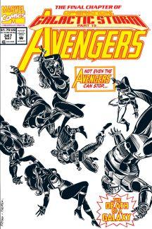 Avengers #347