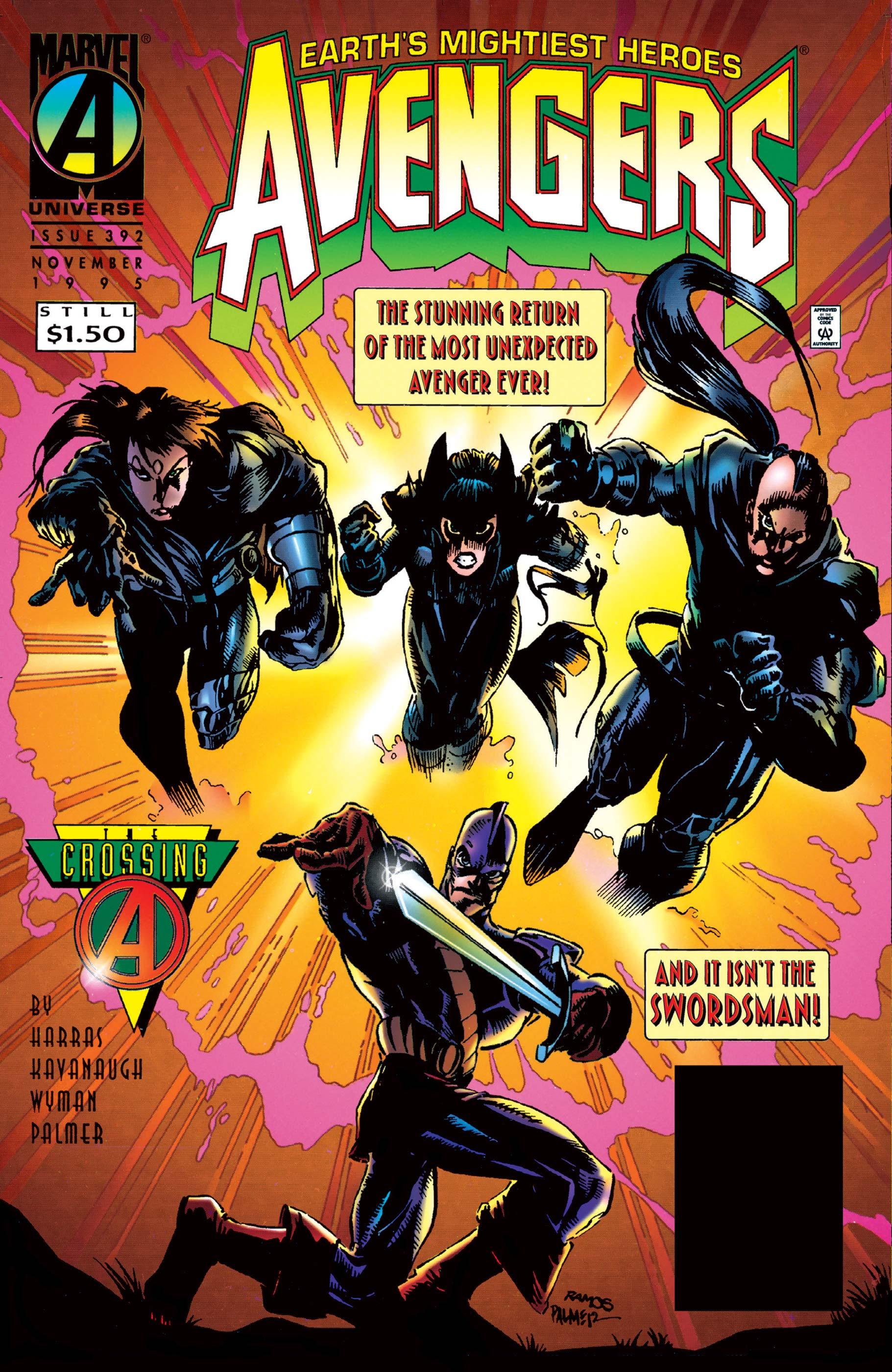 Avengers (1963) #392