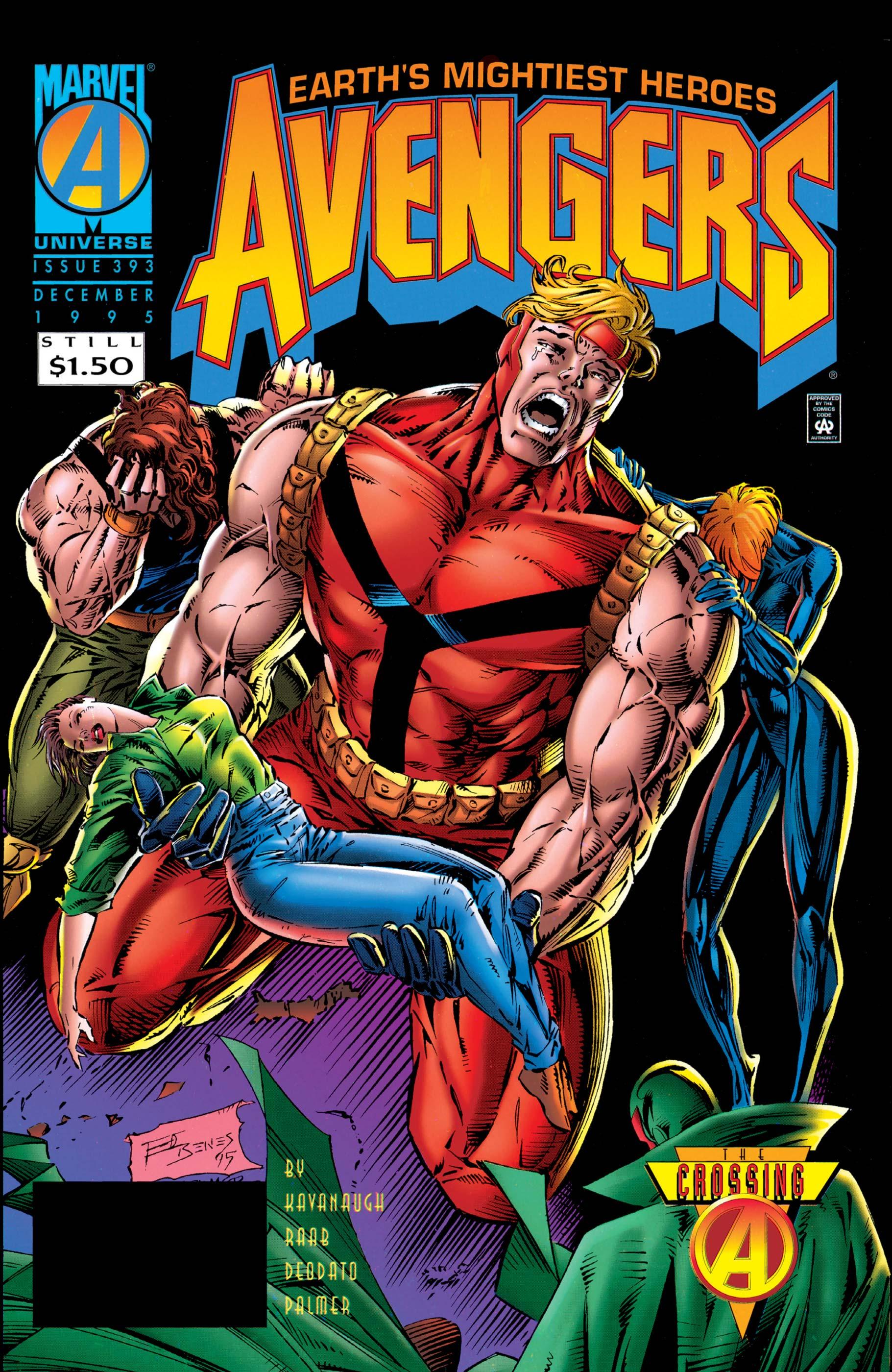 Avengers (1963) #393