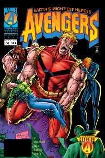 Avengers #393