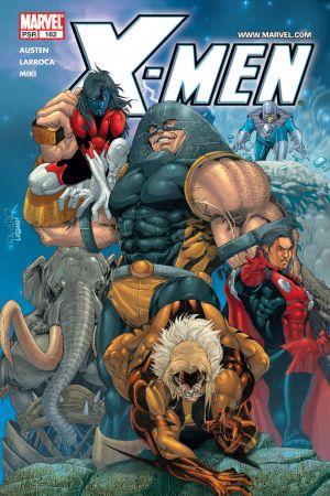 X-Men #162