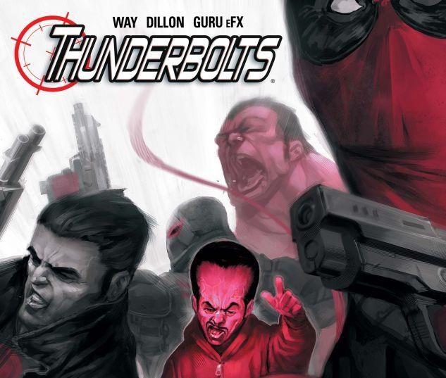 Thunderbolts (2012) #5