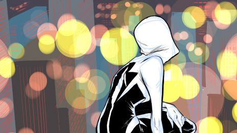 Watch Spider-Gwen come to life - Marvel Quickdraw