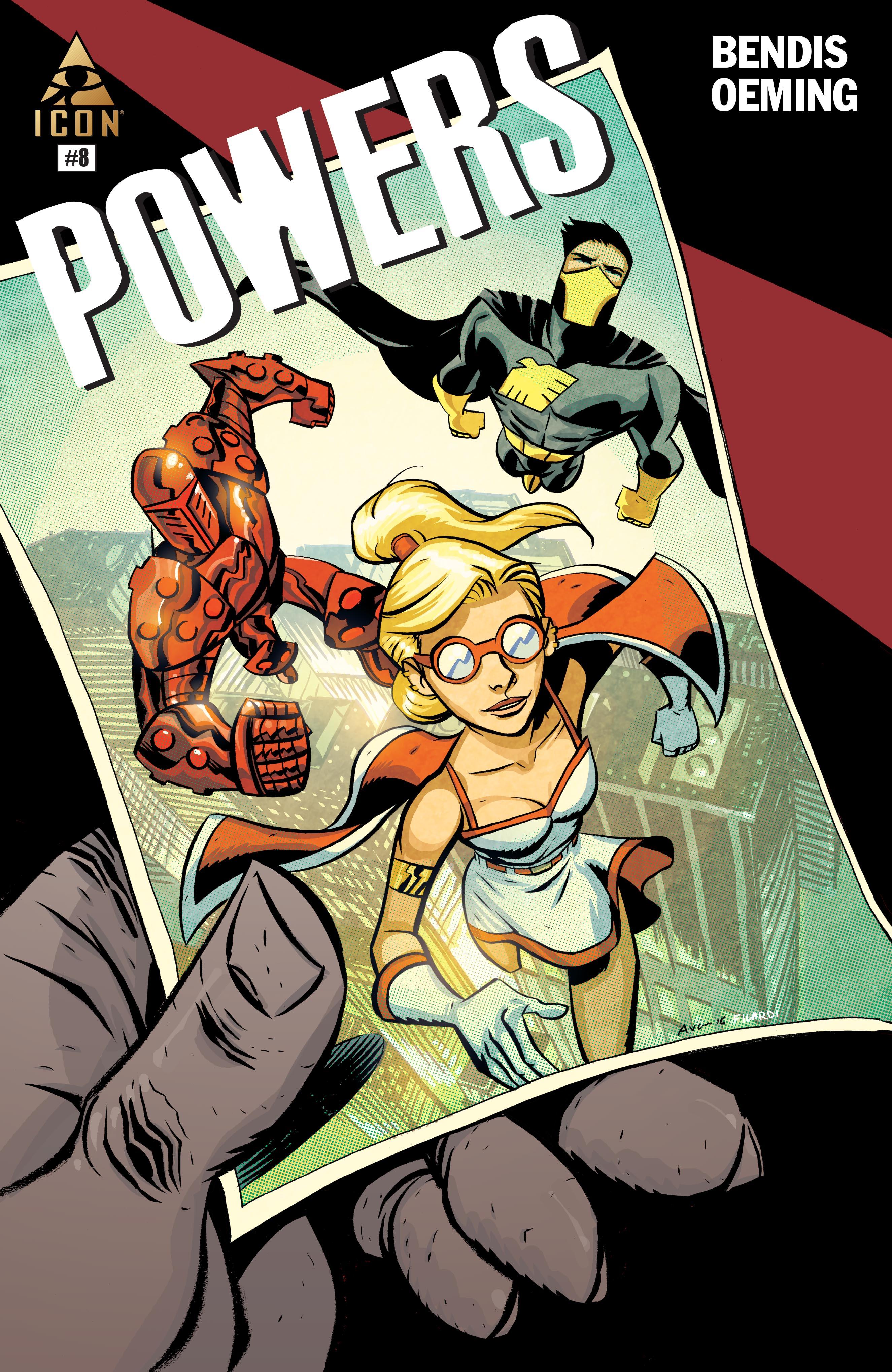 Powers (2015) #8