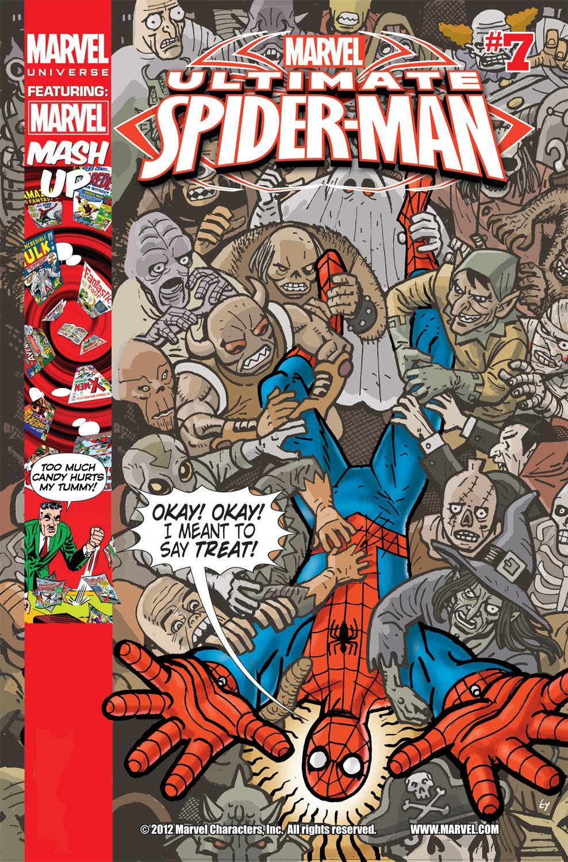 Marvel Universe Ultimate Spider-Man (2012) #7