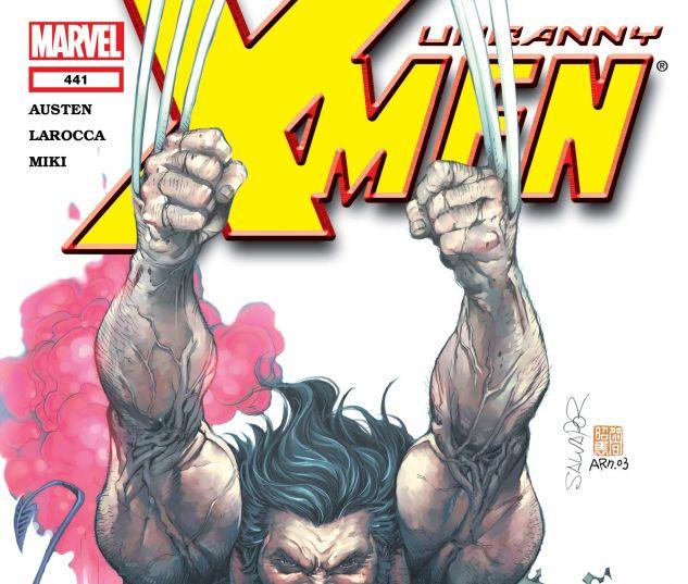 UNCANNY X-MEN (1963) #441