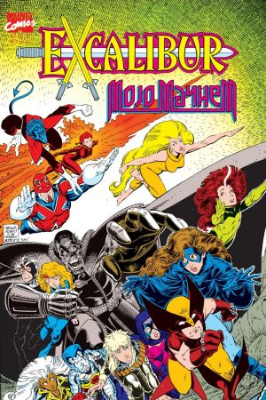 Excalibur: Mojo Mayhem #1