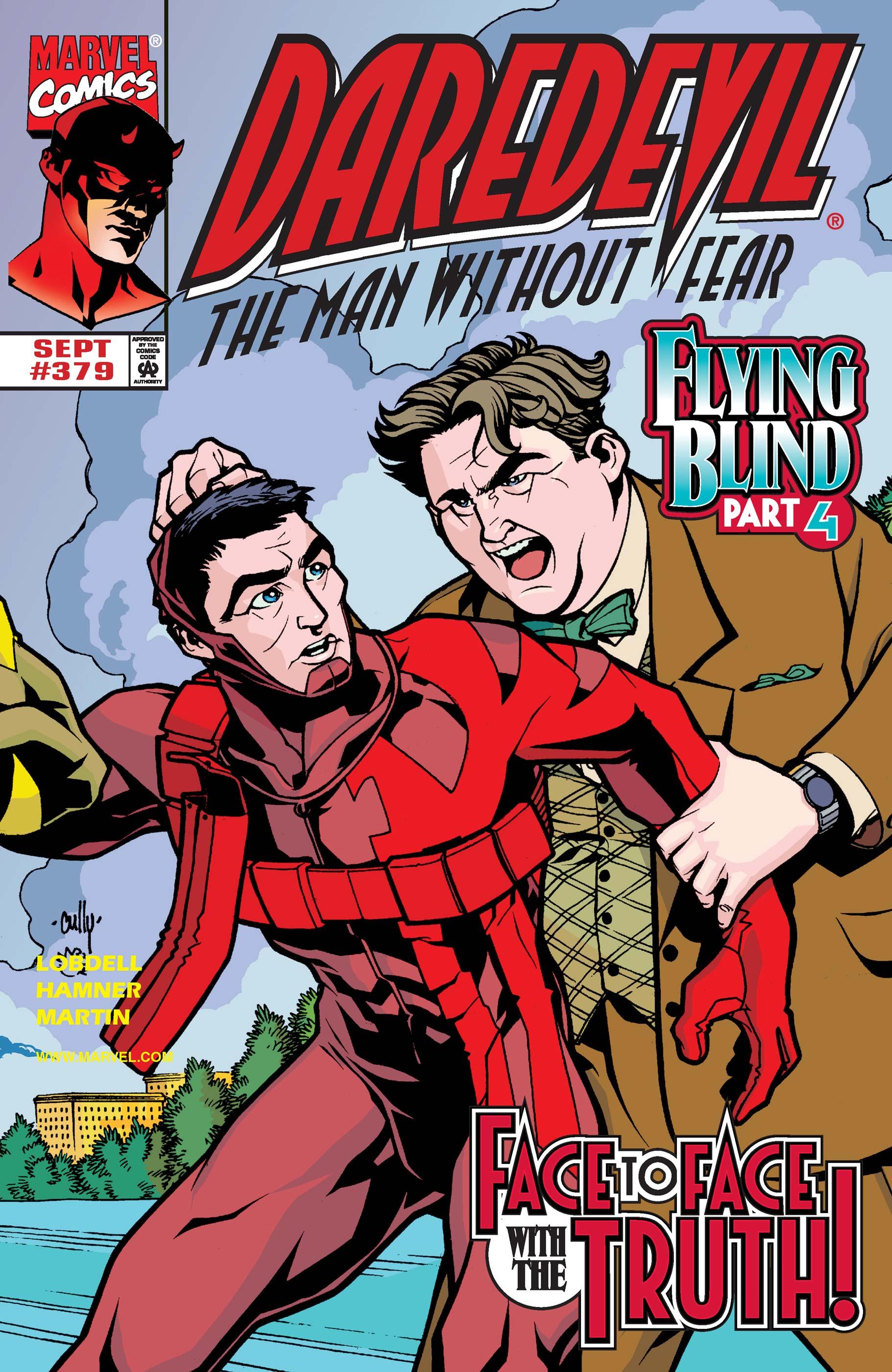 Daredevil (1964) #379