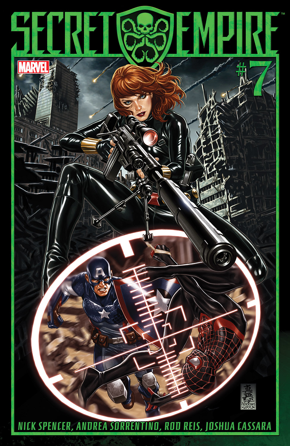 Secret Empire (2017) #7