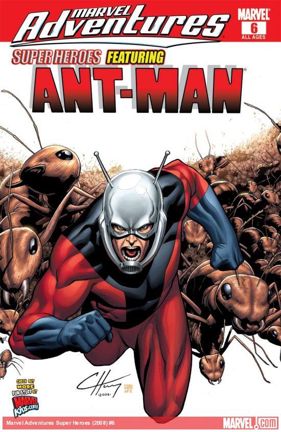 Marvel Adventures Super Heroes (2008) #6