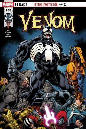Venom (2016) #155