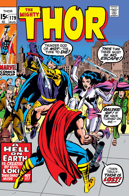Thor (1966) #179