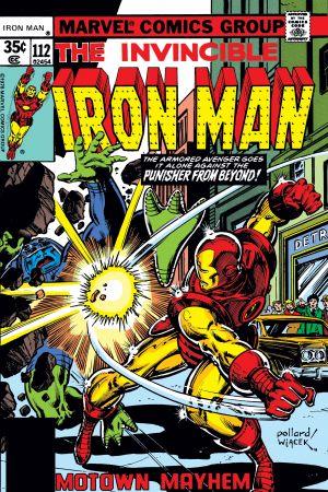 Iron Man #112