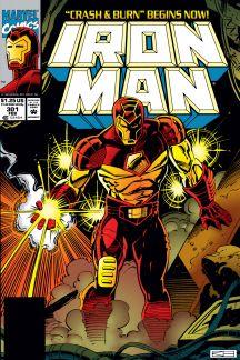 Iron Man #301