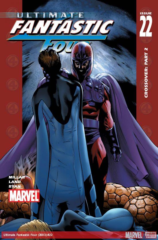 Ultimate Fantastic Four (2003) #22