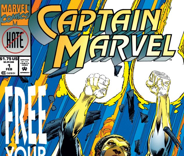 CAPTAIN_MARVEL_1994_1
