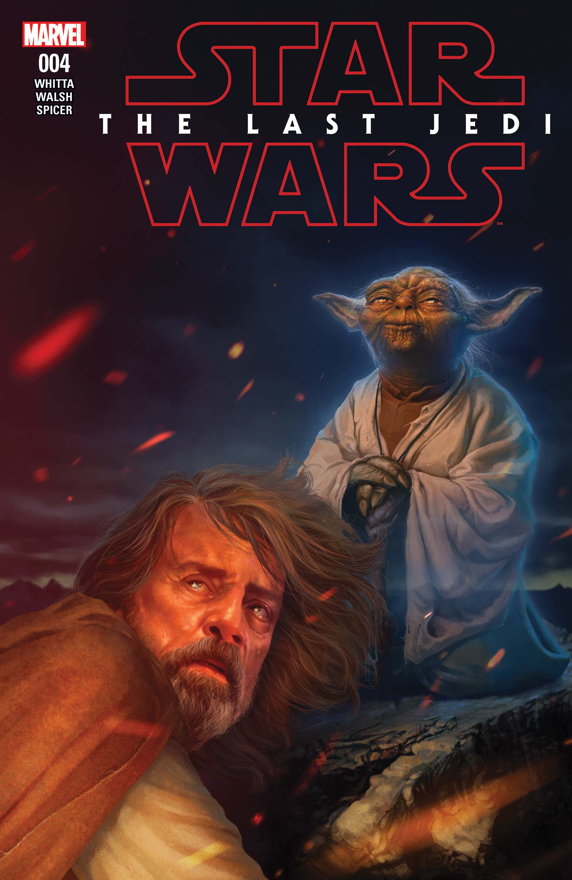 Star Wars: The Last Jedi Adaptation (2018) #4