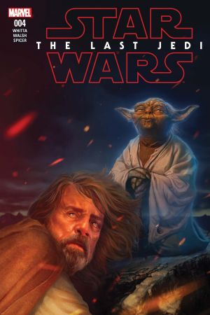 Star Wars: The Last Jedi Adaptation #4