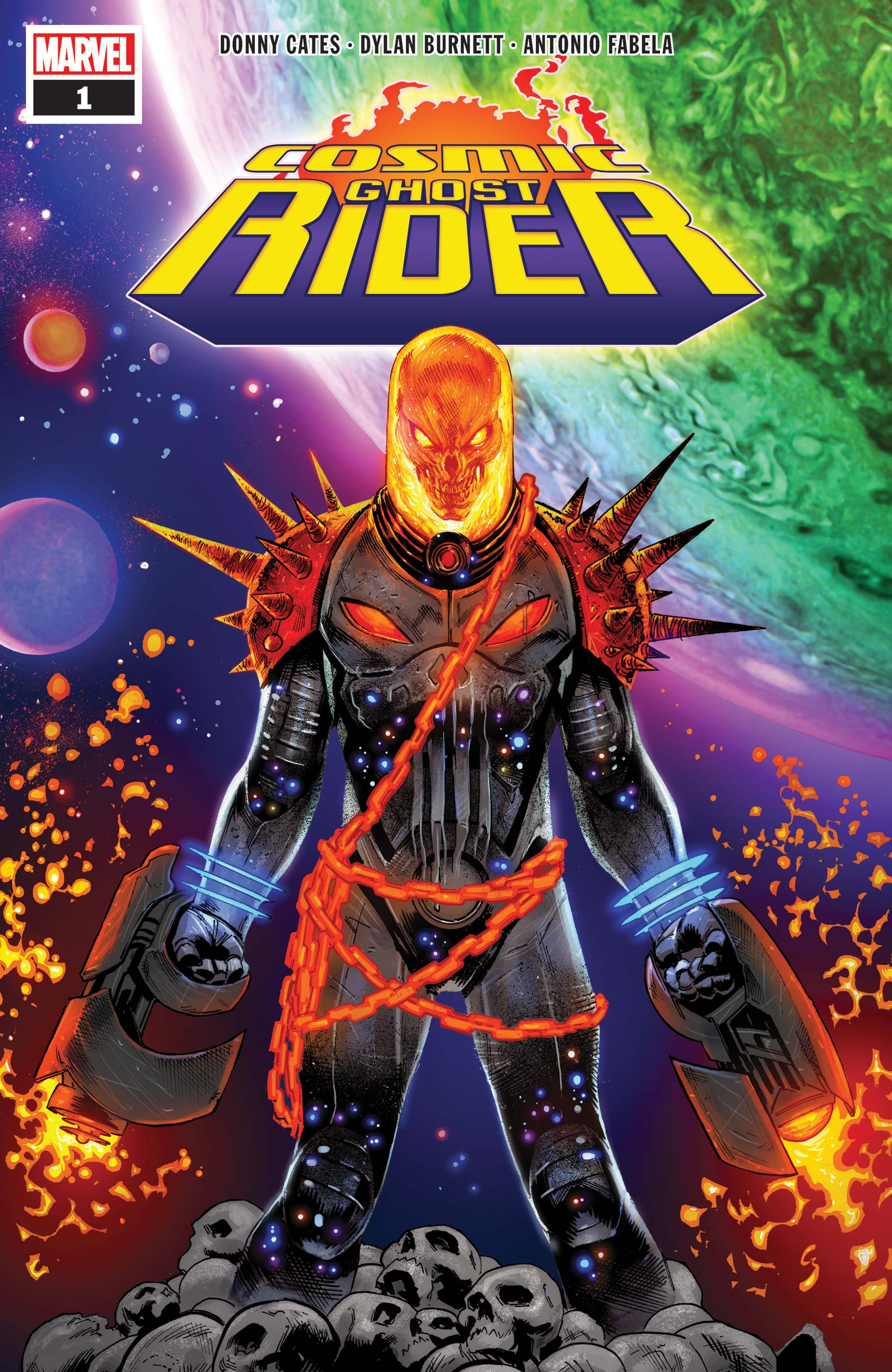 Cosmic Ghost Rider (2018) #1