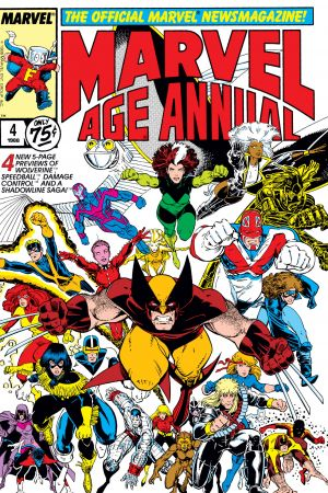 Marvel Age Annual #4