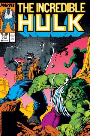 Incredible Hulk #332