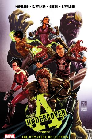 Avengers Undercover: The Complete Collection (Trade Paperback)