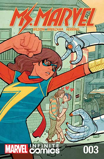 Ms. Marvel Vol. 2 (2018) #3