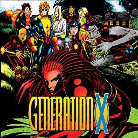 Generation X (1994-present)