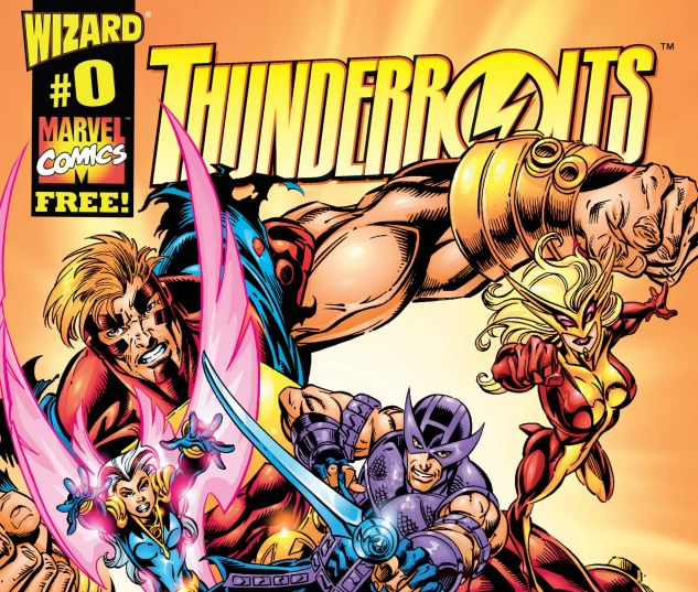 cover to Thunderbolts (1997) #0