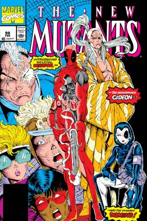 New Mutants 98 Facsimile Edition (2019) #1