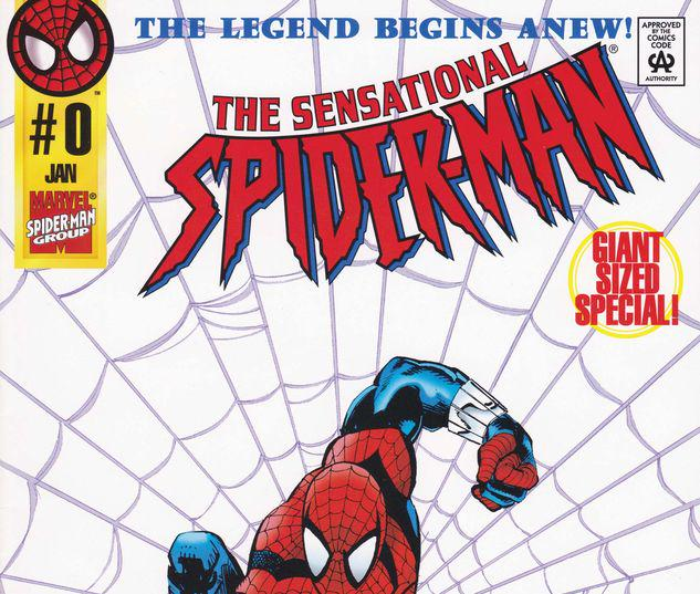 Sensational Spider-Man #0