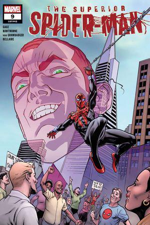 Superior Spider-Man (2018) #9