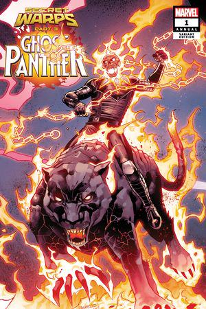 Secret Warps: Ghost Panther Annual (2019) #1 (Variant)