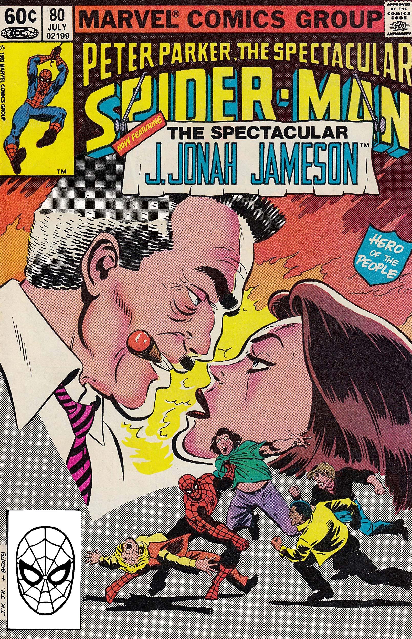 Peter Parker, the Spectacular Spider-Man (1976) #80
