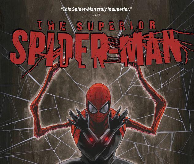 SUPERIOR SPIDER-MAN VOL. 1: FULL OTTO TPB #1