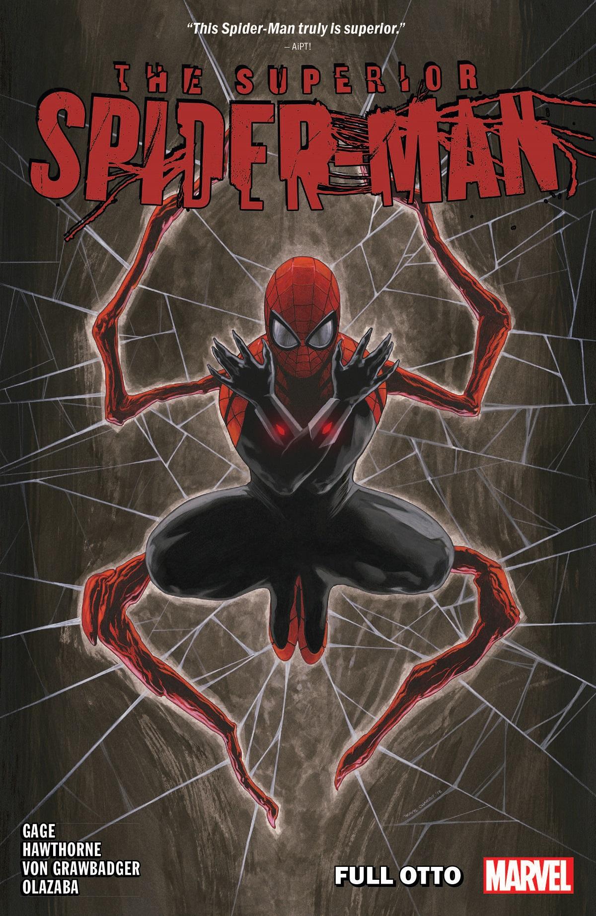 Superior Spider-Man Vol. 1: Full Otto (Trade Paperback)