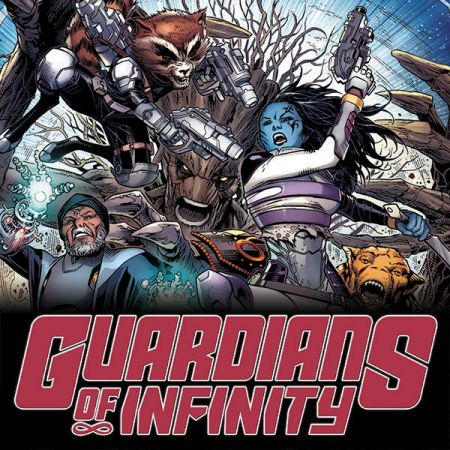 Guardians of Infinity (2015 - 2016)