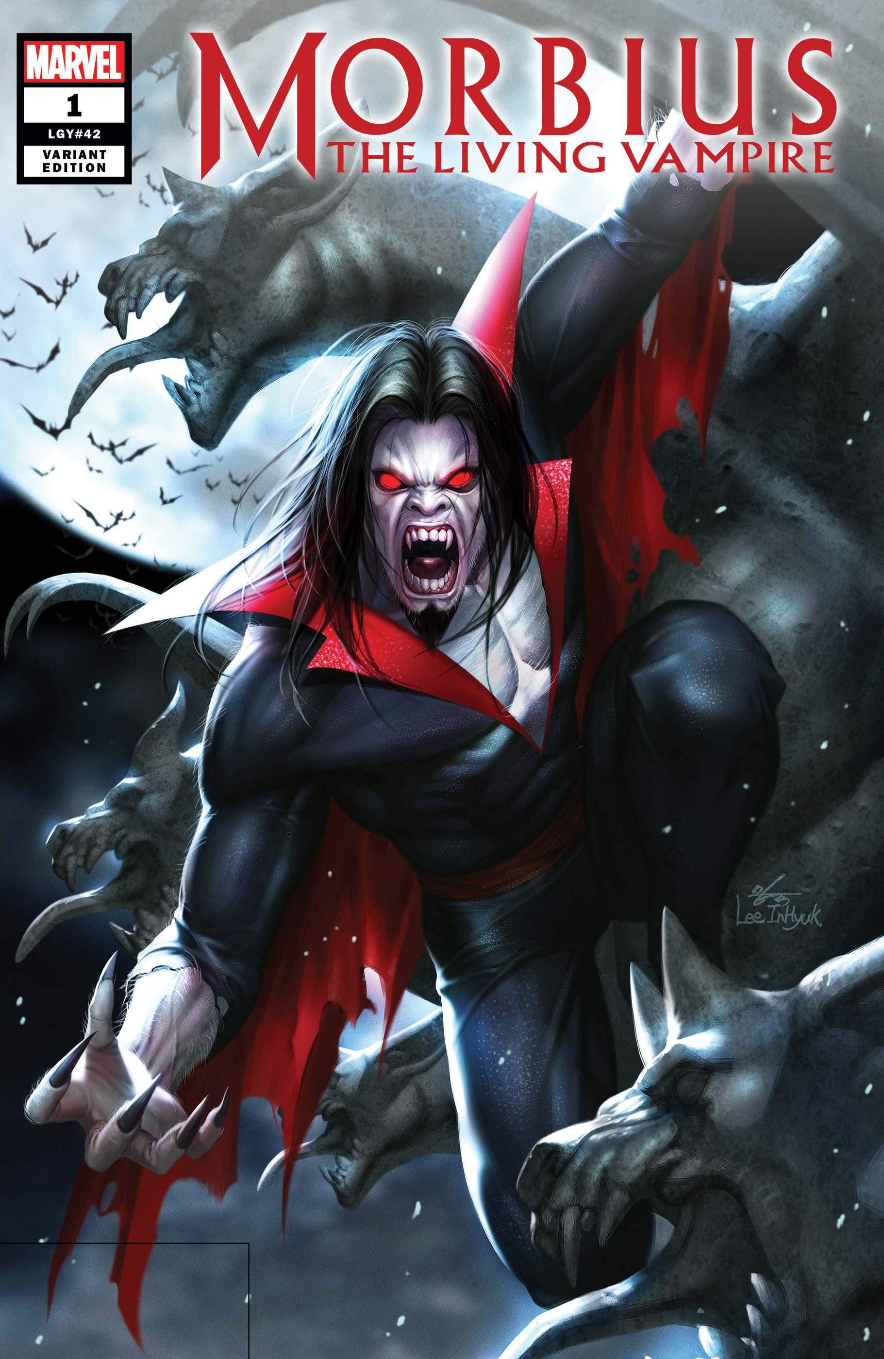 Morbius (2019) #1 (Variant)
