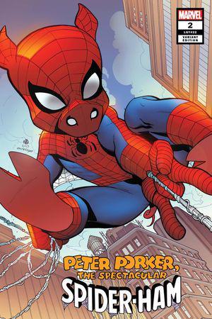 Spider-Ham (2019) #2 (Variant)