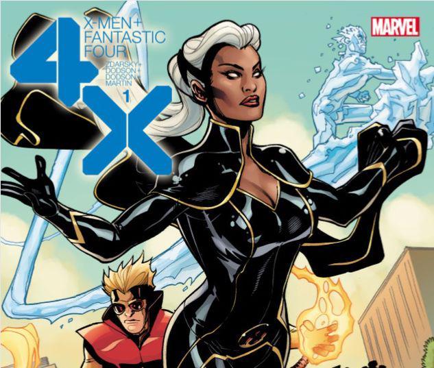 X-MEN/FANTASTIC FOUR 1 DIRECTOR'S CUT EDITION #1