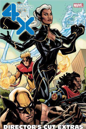 X-Men/Fantastic Four Director's Cut Edition (2020) #1