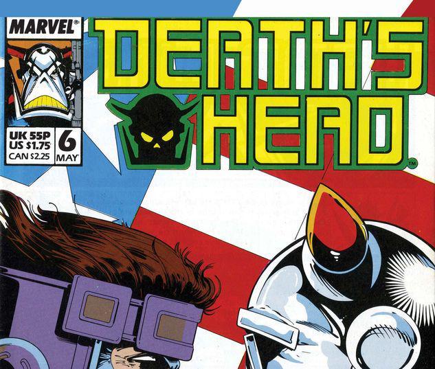 Death's Head #6