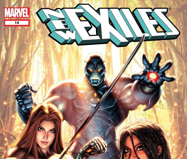 NEW EXILES (2008) #14