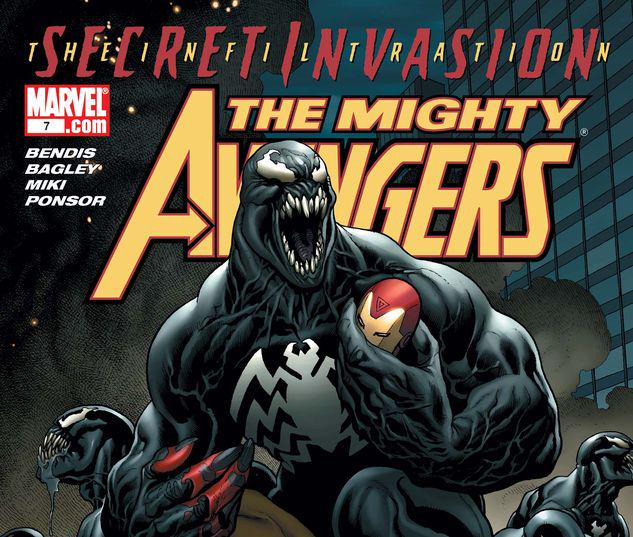 Mighty Avengers #7