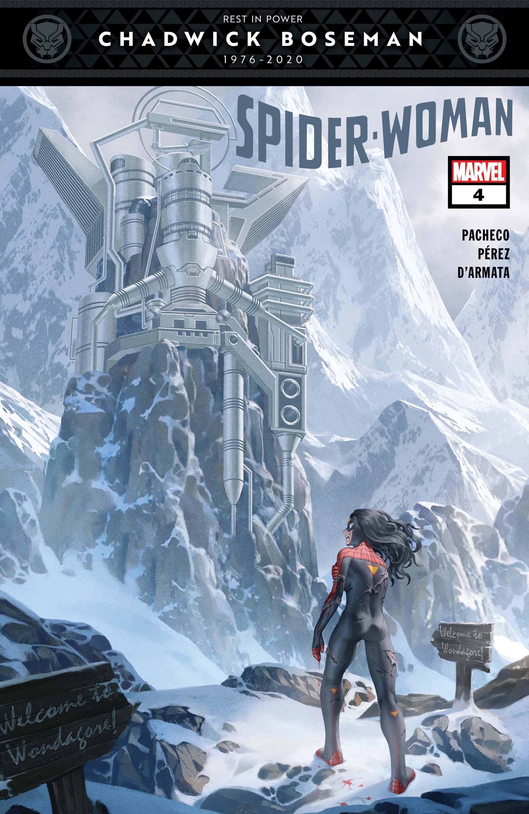 Spider-Woman (2020) #4