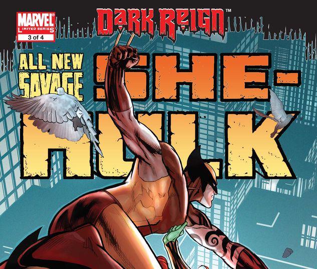All-New Savage She-Hulk #3